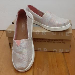 Youth Girls Toms